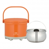 Кастрюля Thermos SHUTTLE CHEF RPE-3000 3л, оранжевый